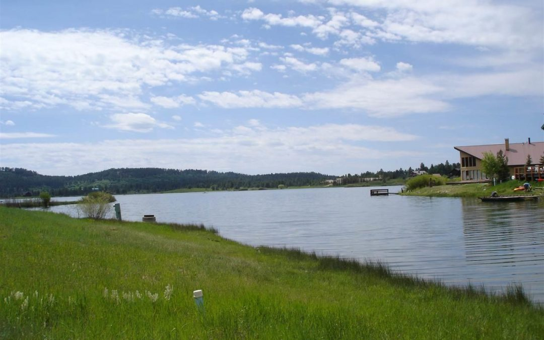 63 Pebble Circle Lake Front Property Pagosa Springs, Colorado
