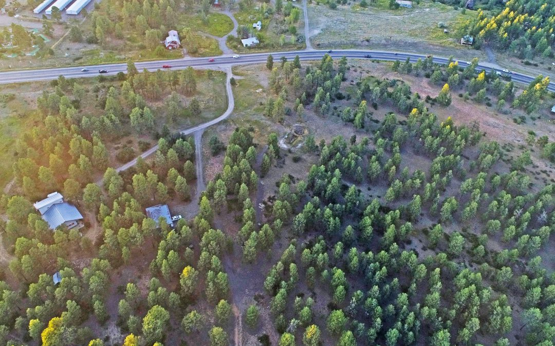 76 Acre Prime Development Opportunity, Highway 160 Access in the Heart of Pagosa Springs
