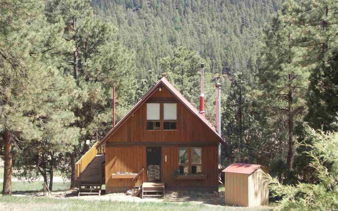 Cozy Cedar Cabin; Only Close Neighbors are Elk, Deer, Bear, 4+ Acres