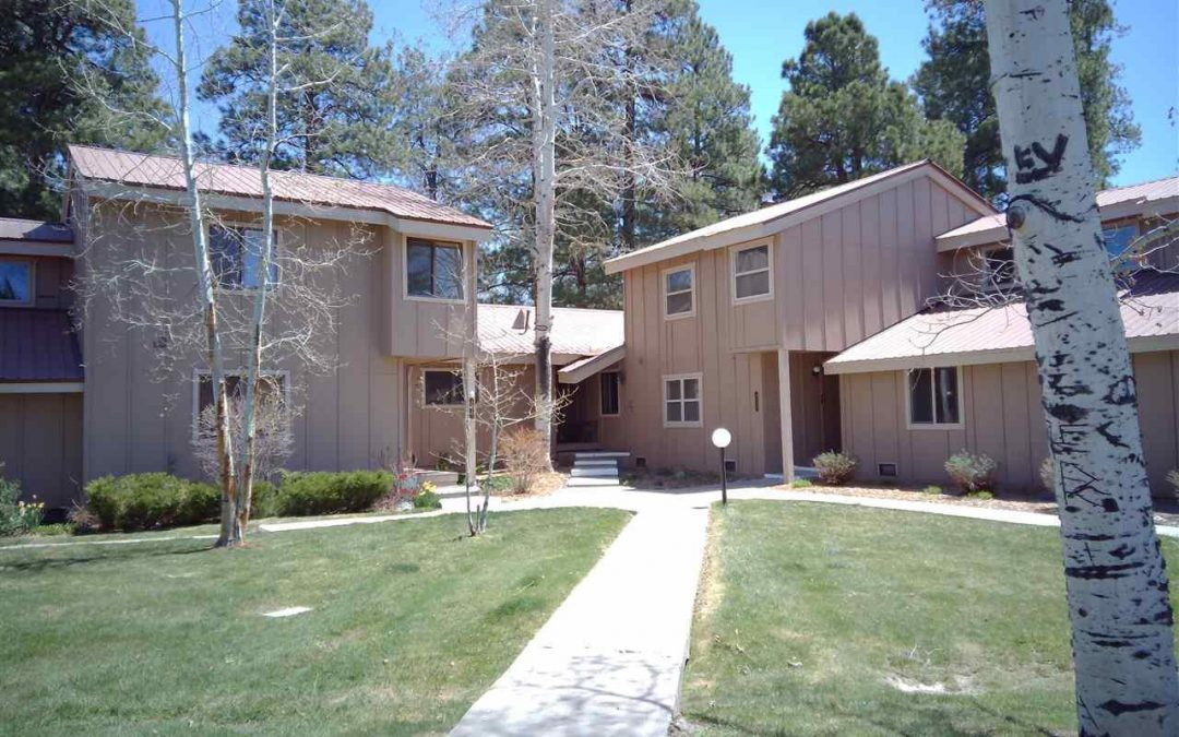 Superb Walk-Ability in a Setting Surrounded by Aspen and Ponderosa Pine Trees