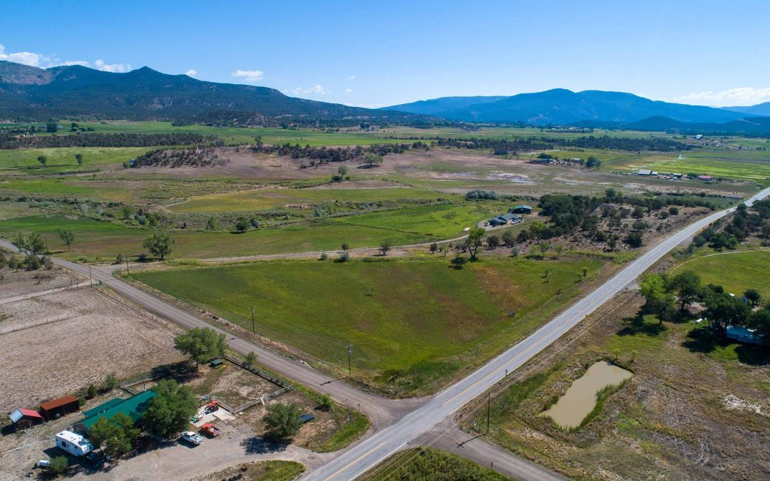 Sunny Fields Where Water Flows, A Pristine Home Sits on 42 Acres – Mountain Views