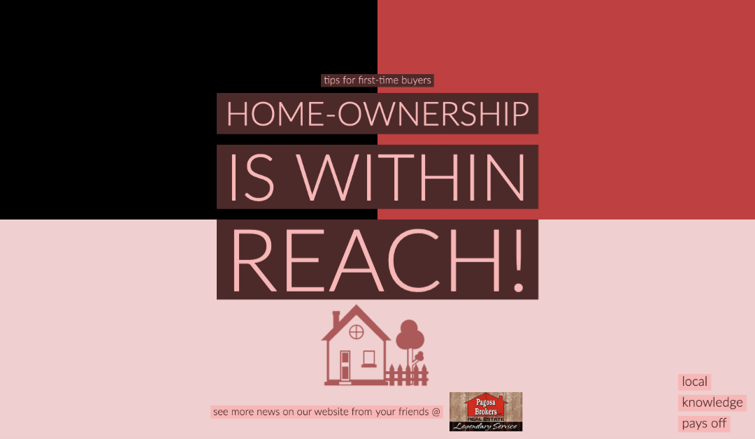 Home-Ownership is Within Reach!  Tips for First-Time Homebuyers