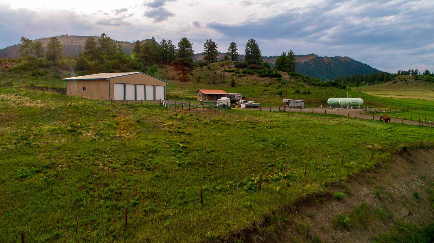 Exquisite Property, Breathtaking Views!  22622 US HWY 84