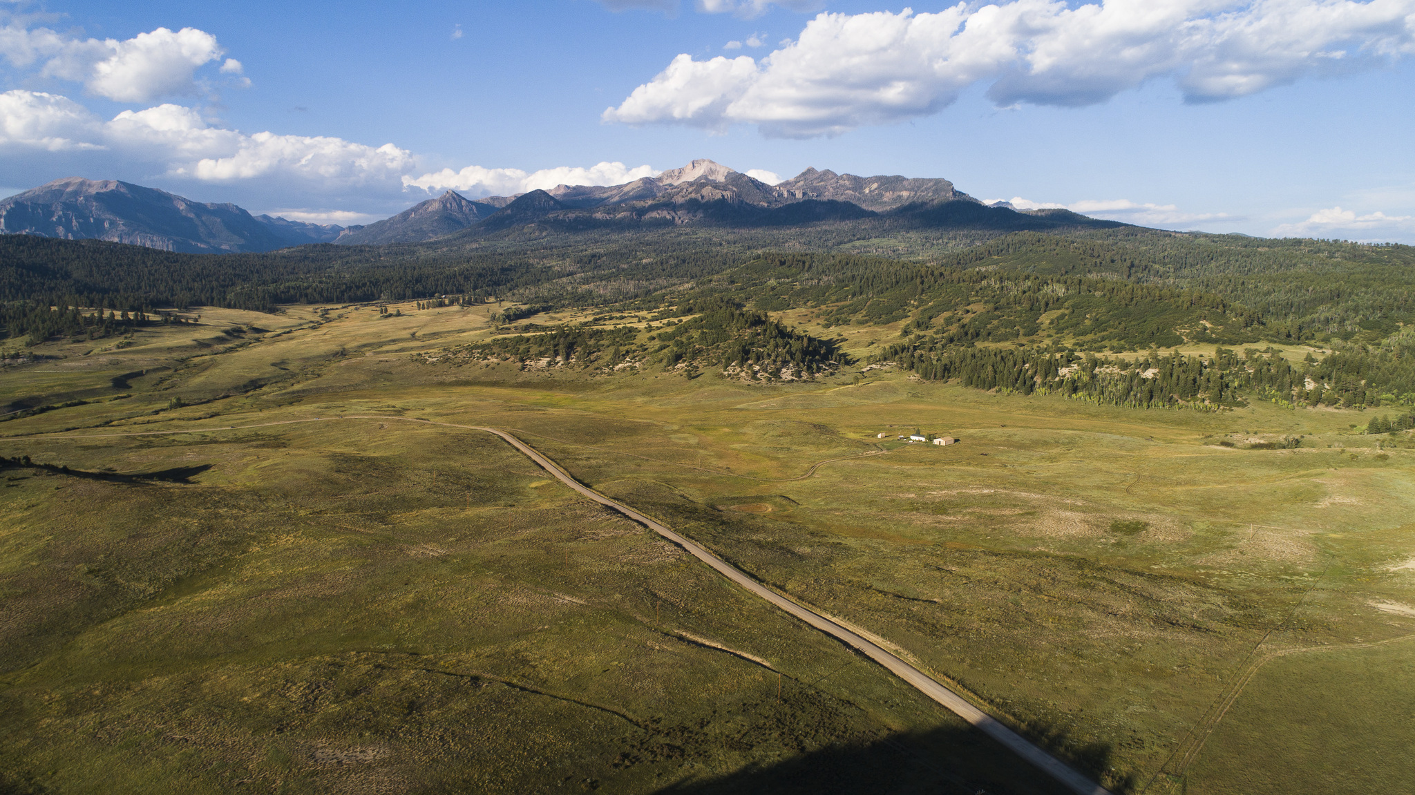 Mountain View's All Around, Borders National Forest Right Below Pagosa Peak, 11643 AND X CR 600, Pagosa Springs, Colorado